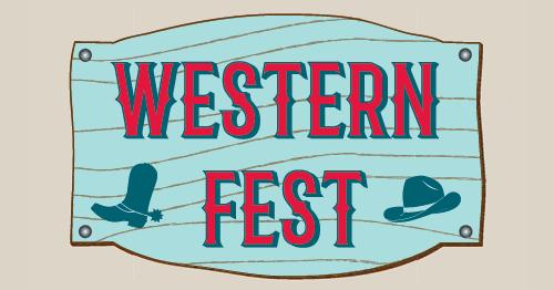 WESTERN FEST Free Community Festival