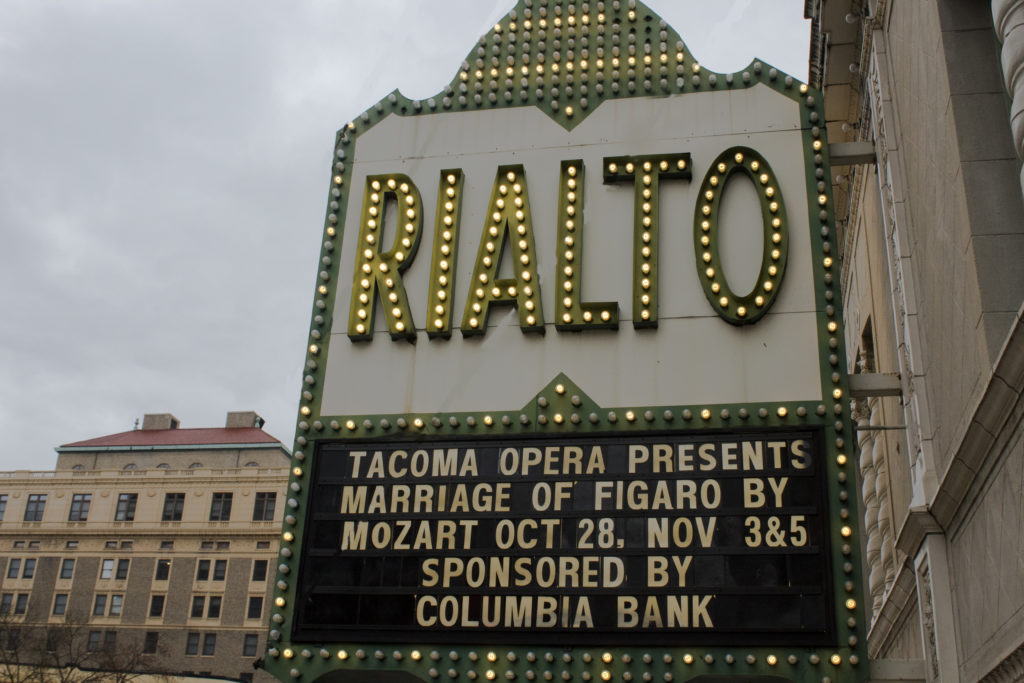 Opera at the Rialto