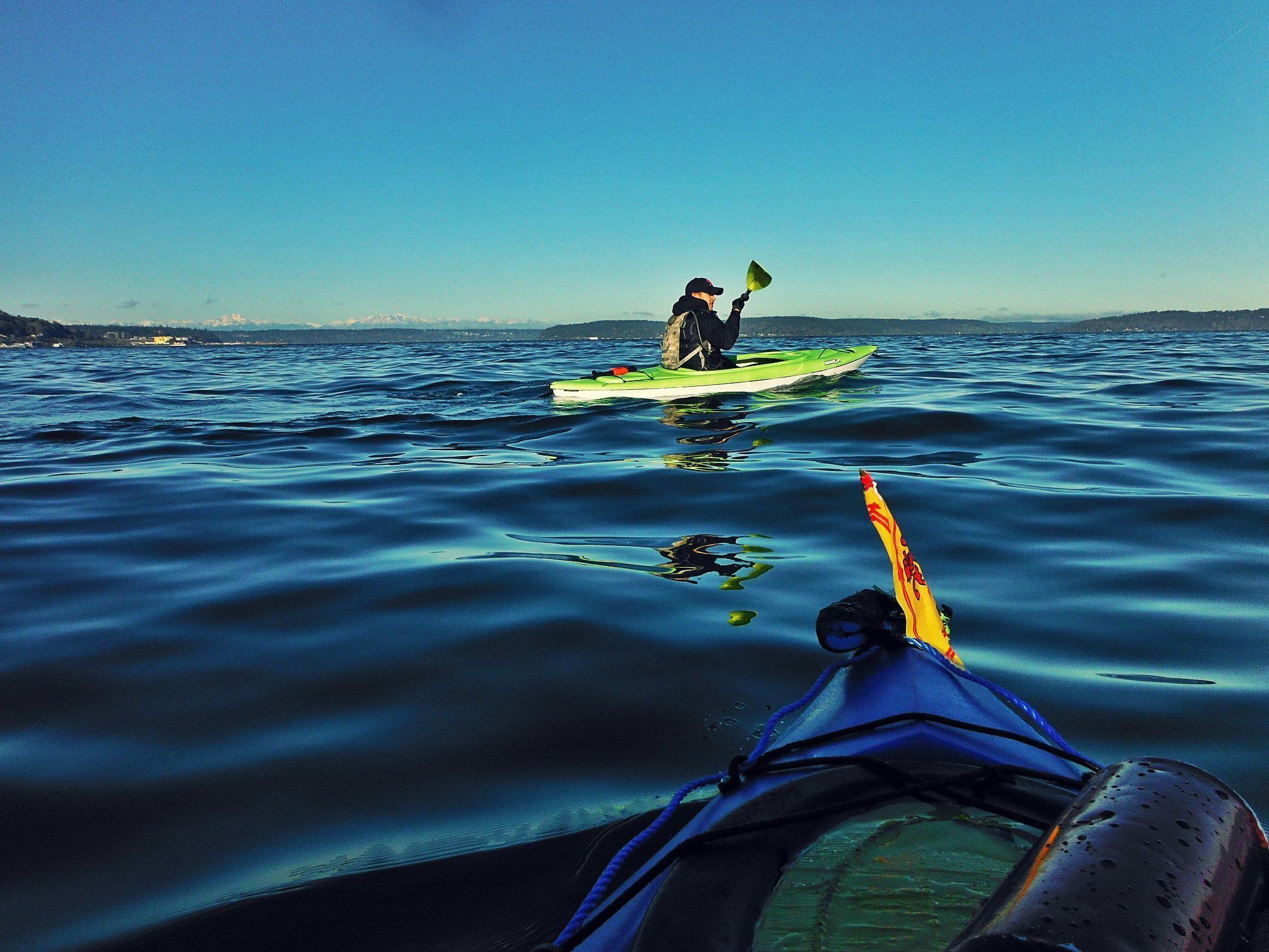 Tacoma Kayaking