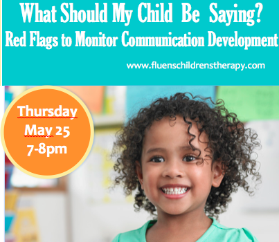 Communication Development in Children