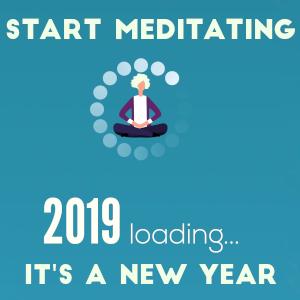 Start Meditating: It's a New Year