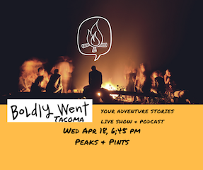 Boldly Went: Live Outdoor Adventure Storytelling