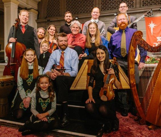 Magical Strings 39th Annual Celtic Yuletide Concert