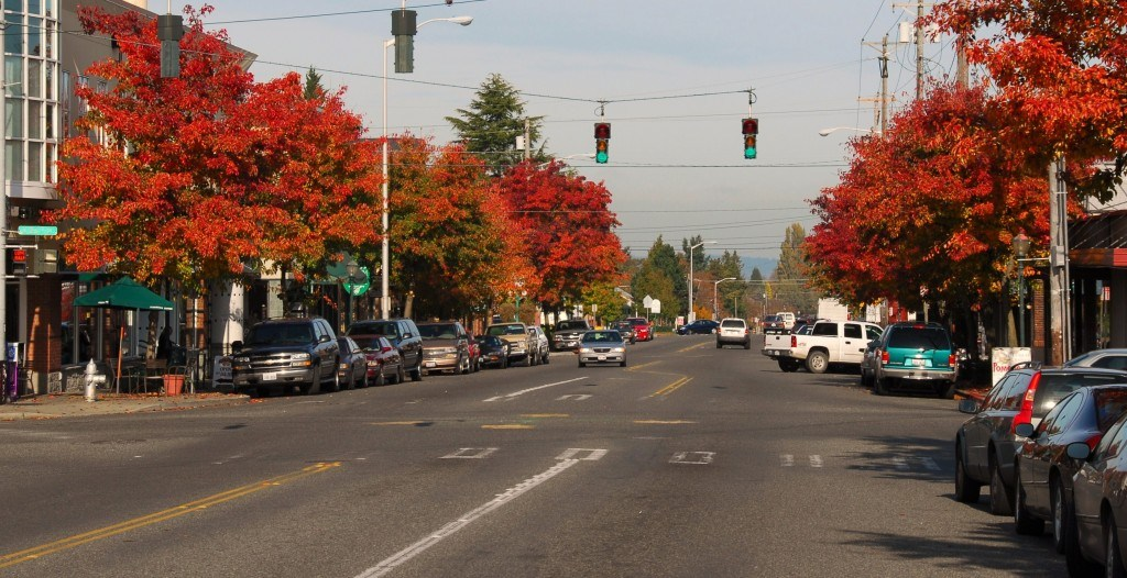Proctor District in Tacoma, WA