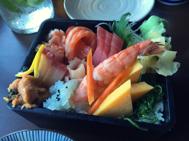 The Koi japanese Tacoma restraurant